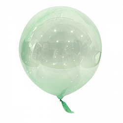 "Шар-сфера Bubble Green 18""/46 см"